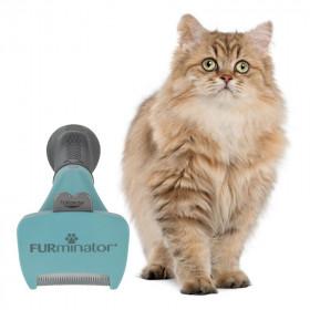 FURminator Gato Pequeño Pelo Largo