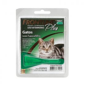 Frontline Plus Pipeta para Gatos