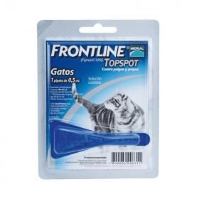 Frontline Top Spot Pipeta para Gatos