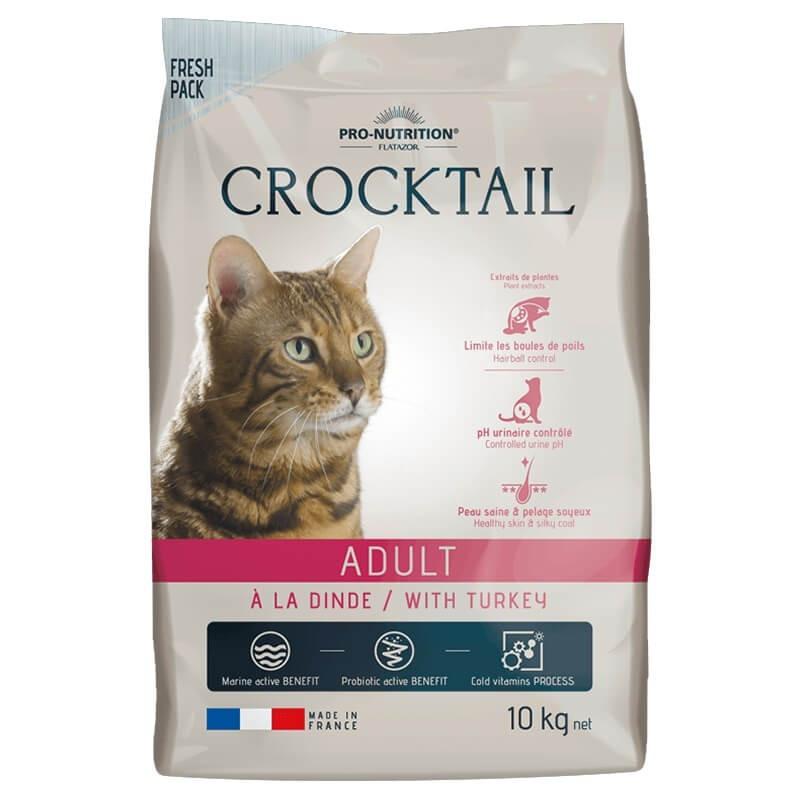 Crocktail Adulto Sabor Pavo