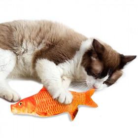 Goldfish con Catnip Hierba Gatera