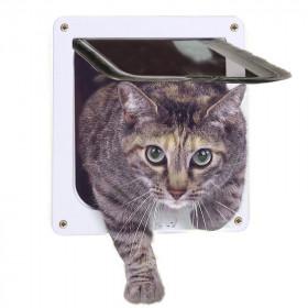 Puerta Abatible para Gatos