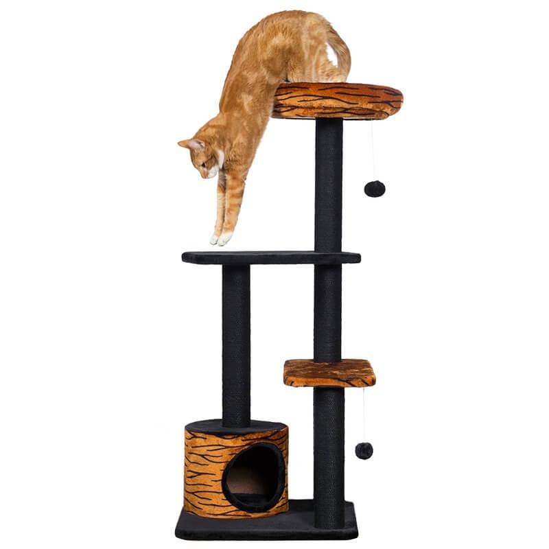 Rascador Torre Tigre para Gatos