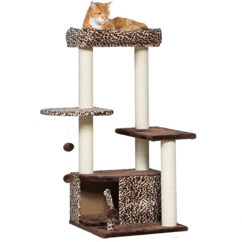 Trixie Tabla Rascadora Forma de Gato
