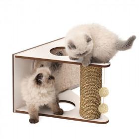 Catit Rascador para Gatos Diseño Banco