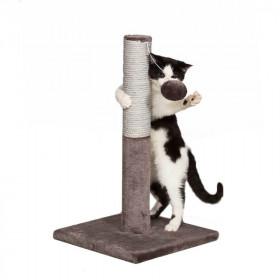 Rascador Tubo con Juguete para Gatos