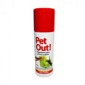 Pet Out! Repelente para Perros y Gatos