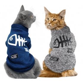 Suéter para Gatos Fishbone