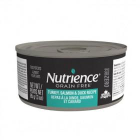 Nutrience Subzero Pavo, Salmón y Pato