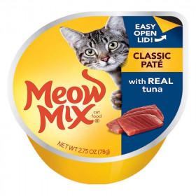 Meow Mix Paté Atún