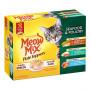 Meow Mix Pollo, Pescado y Salmón Pack 12 unid.