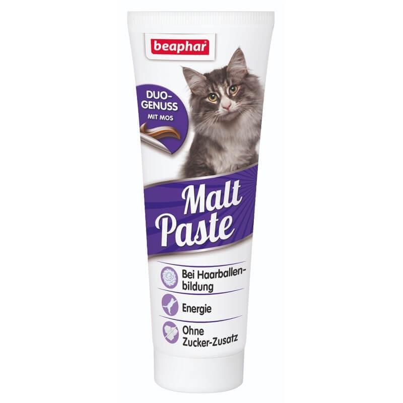 Beaphar Pasta de Malta para Gatos
