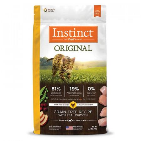 Instinct Original Sabor Pollo