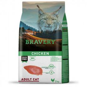 Bravery Adult Cat Chicken