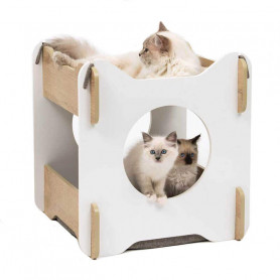 Furminator Spray en Seco para Gatos, Bolas de Pelo