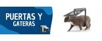 ▷ Gateras y Puertas para Gatos al Mejor Precio